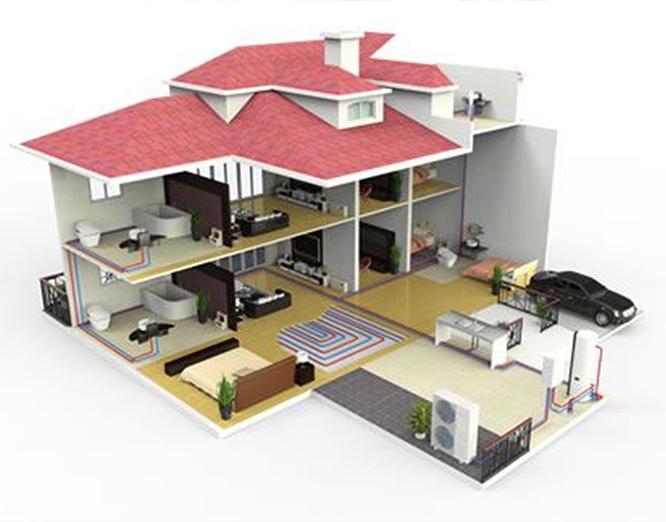 公寓/别墅空调地暖系统免费设计上门量房
